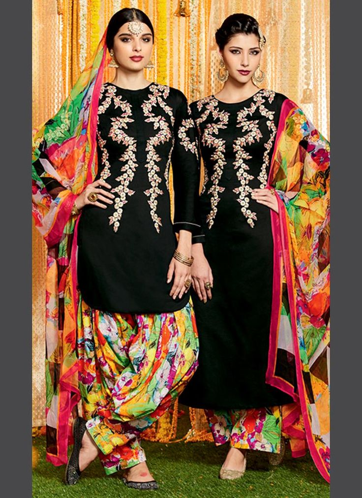 We have the best designer style for salwar suits according to your needs. Shop…
