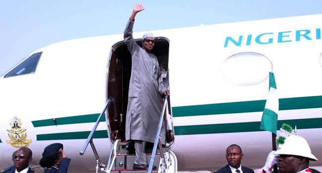 30th AU Summit: Buhari Departs Nigeria For Addis Ababa