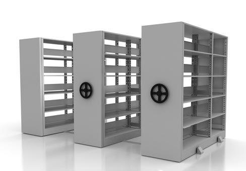 BISMET MÖVIL es el sistema de carros metálicos que almacena documentos o productos y que adapta su diseño a tu necesidad.