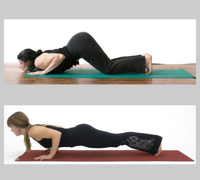 Start Your Yoga Practice With a Sun Salutation Warm up ...