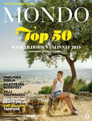Mondo 09/2015 | Mondo.fi