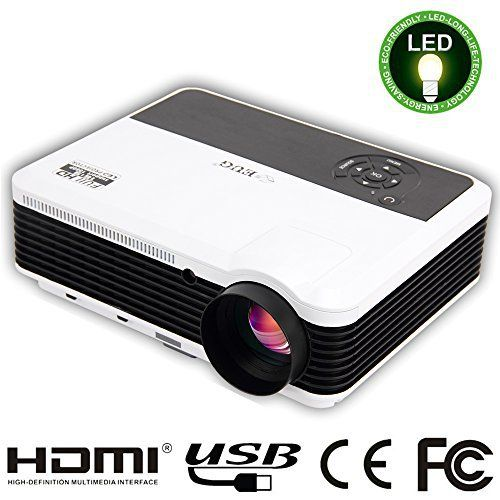 EUG X88+ HD LED LCD #Multimedia Home #Theater #Projector 1080P 3600 Lumen 3D Movie Projector DVD TV SD Audio Built in Speakers for Laptop iPhone Movie Gaming Outdoor Camp with HDMI VGA USB AV UC Portable  Full review at: http://toptenmusthave.com/best-3d-projector/