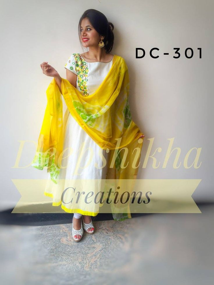 DC 301For queries kindly inbox us orEmail : @deepshikhacreations@gmail.comWhatsapp/call :  919059683293  06 October 2016