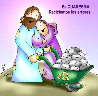 Cuaresma ENTREGUEMOS A JESÚS NUESTRA VIDA, EL LA HARÁ NUEVA CON SU AMOR