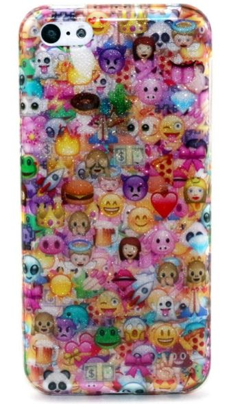 "3D Full wrap emoji case for iPhone 4 4s 5 5s 5c 6 6plus "" FREE SHIPPING """