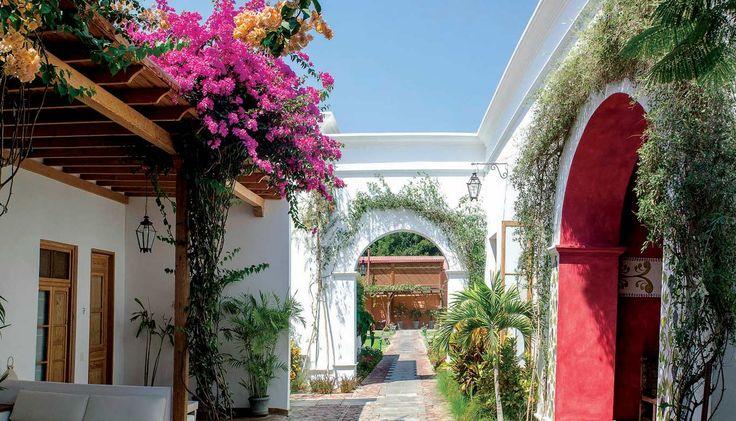 Hotel Viñas Queirolo / Ica Peru