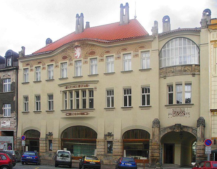 Okresní dům Hradec Králové