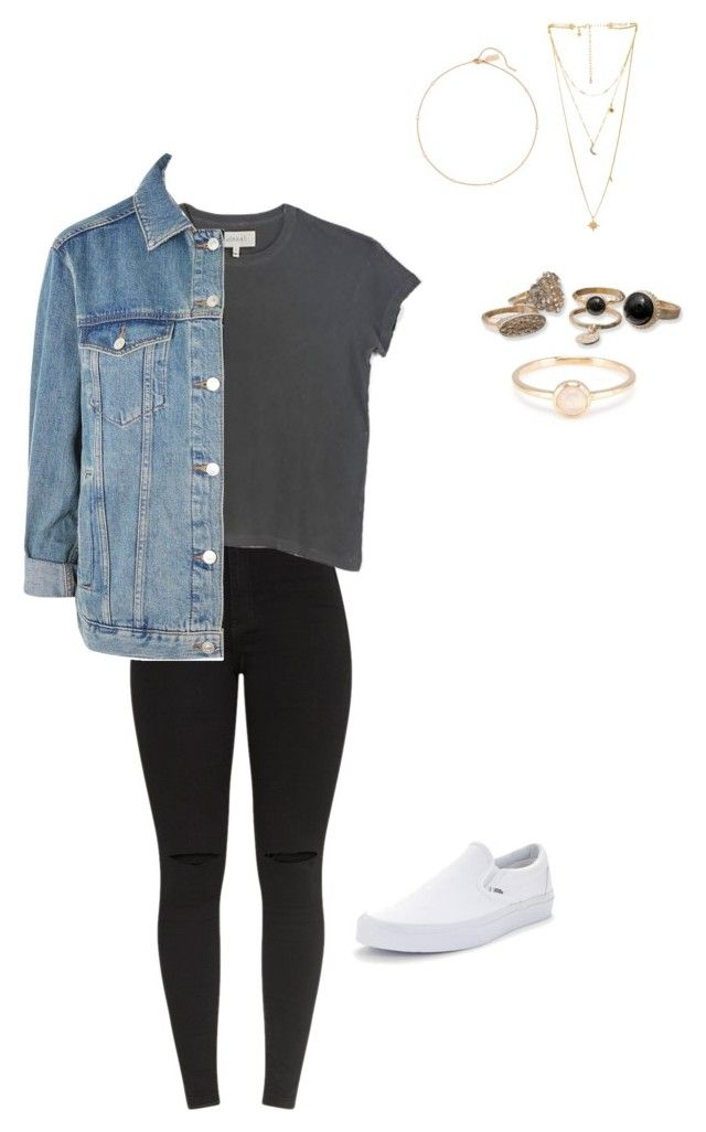 """""""Untitled #258"""" by briskacarbajal01 on Polyvore featuring Vans, The Great, Rebecca Minkoff, Sole Society and Topshop"""