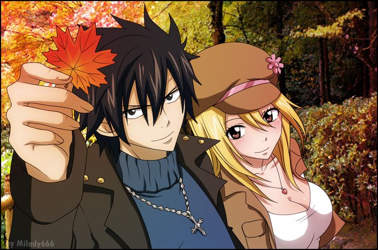 Fairy Tail Lucy X Gray Fanfiction - MVlC