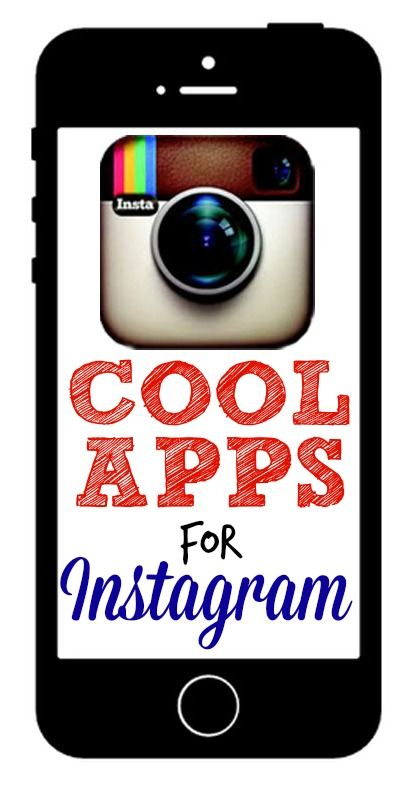 Cool Apps for Instagram Users - FYNES DESIGNS