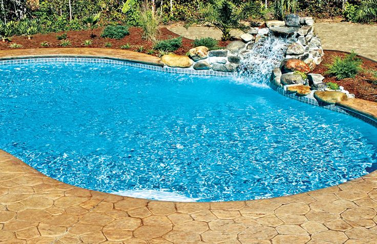 17 Best Ideas About Blue Haven Pools On Pinterest Swimming Pools Lagoon Pool And Freeform Live