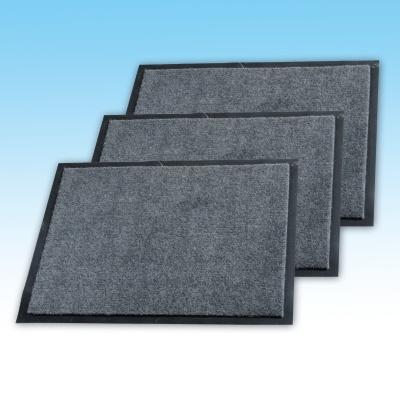 3 tapis anti poussiere 11,99€