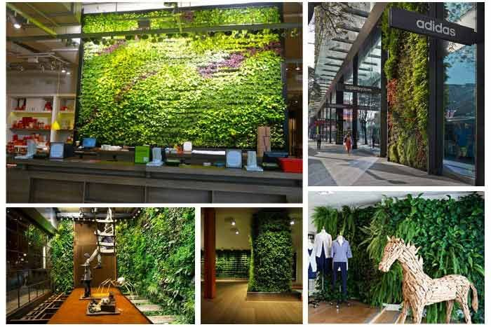 The retail sector has been slow to embrace living infrastructure and biophilia, but given the research on the subject, it's only a matter of time.