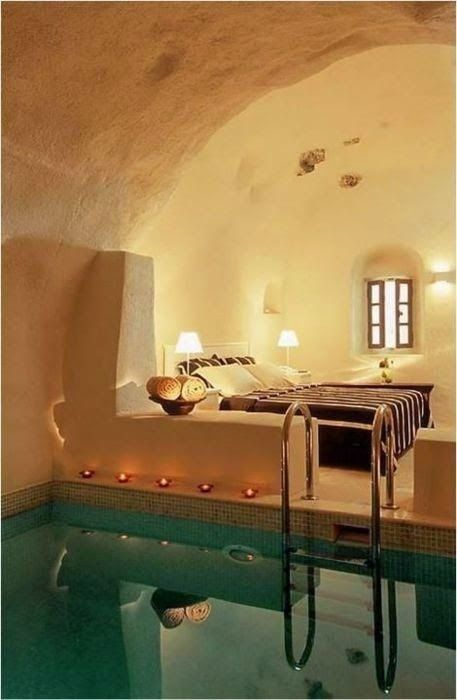 Oh Gawd Yes!  Santorini Princess Luxury Spa Hotel, Greece