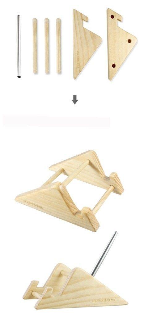 iPad Wood Stand - iPad Series Accessories - Apple Accessories ::INFPASS