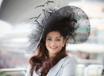 Exquisite ladies hats at Royal Ascot