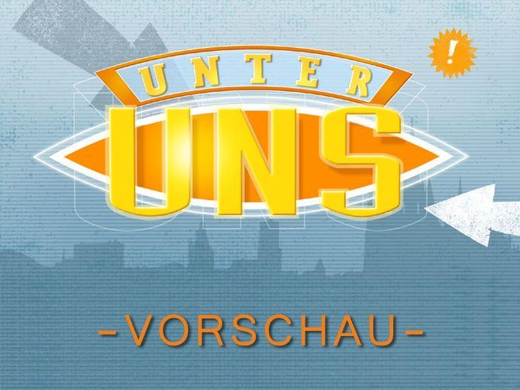 #UU #Vorschau 6 Wochen: Folge 4721 bis Folge 4724 (05.11-08.11) #UnterUns #RTL