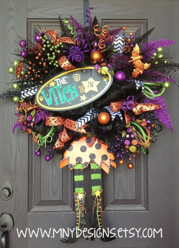 671 best images about Trick or Treat Smell my feet on - Witch Decorations Indoor