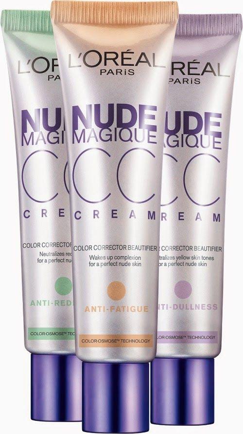 Beleza e etc..: Cc Cream Loreal Nude Magique