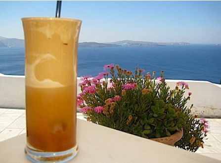 EVERY morning is frappe time :) Love the greek frappe!
