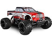 Cheap 1/5 Scale Gas RC Truck | Redcat Racing Rampage XT Gas Truck, Red, 1/5 Scale