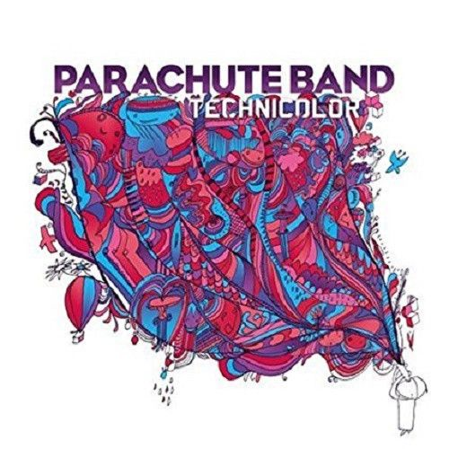 TECHNICOLOR by Parachute Band - CD