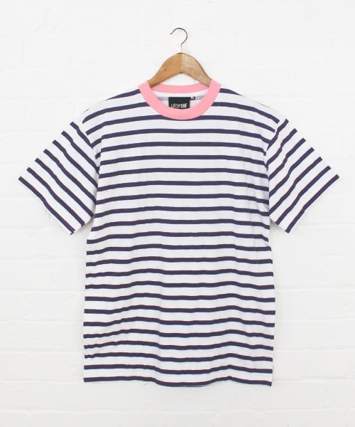 Lazy Oaf Stripey T-shirt