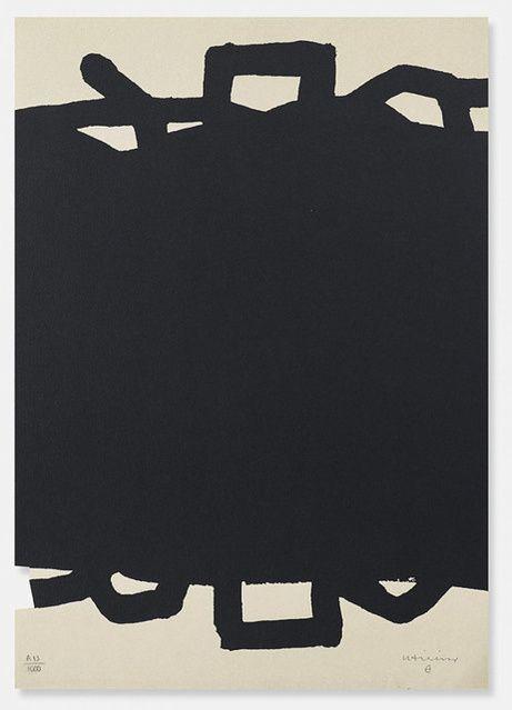 Eduardo Chillida | Untitled (ca 1985) | Available for Sale | Artsy