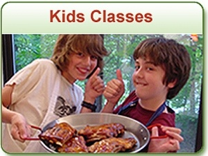 boston area kids' cooking classes!