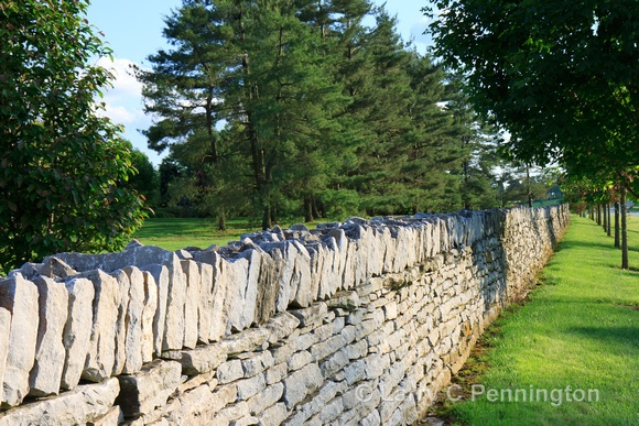 More stone fences in Kentucky