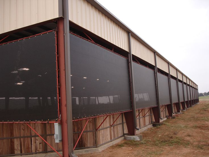 Screens For Covered Arena Barn Ideas Pinterest