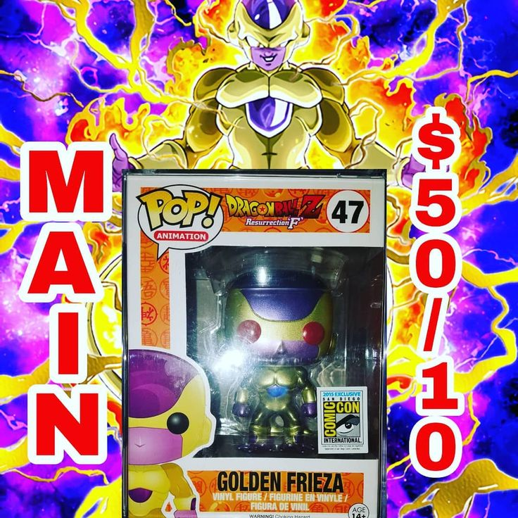 MAIN SDCC RED EYES FRIEZA  THIS POP IS BECOMING HARDER TO FIND AND PRICES ARE INCREASING. $50/10 12345678910  1. Pick a # (no limit) 2. Send payment via PayPal friends and family to bigboilyles@gmail.com (No Notes) 3. Comment Done or Paid on post. 4. Once all numbers are taken and payments verified winner will be chosen live on Periscope [whiterhino87] using RANDOM number generator. 5. Free domestic shipping/International must cover anything over $10. 6. Pop will be shipped in hard stack…