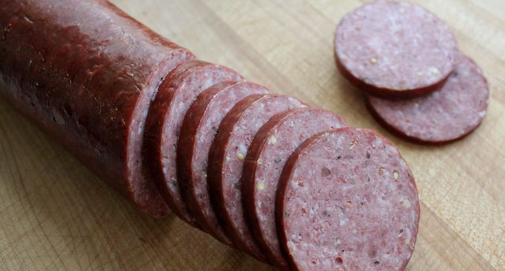 Here's a great way to preserve your deer meat: try this venison summer sausage recipe for a great, long-lasting treat.