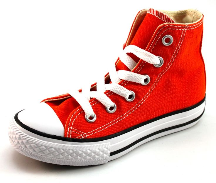 uitgezocht Converse All Stars High kinder sneakers Oranje CON92