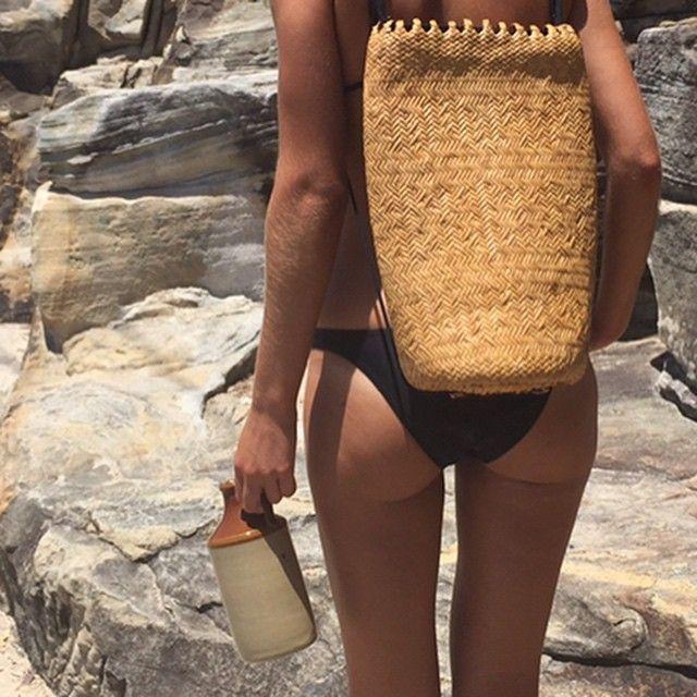 San Taylor More Fashion, Inspiration, Beach Bags, Summer, Inspiring Accessories Bags, Beaches Bags, Sth Blog, Photo, Beaches Style beach bag STH BLOG : Photo summer beach style