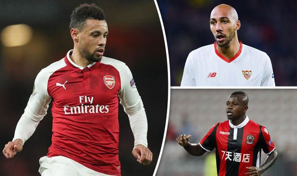 Arsenal transfer news: Francis Coquelin set for Valencia switch Who will replace him?    via Arsenal FC - Latest news gossip and videos http://ift.tt/2CZdXtE  Arsenal FC - Latest news gossip and videos IFTTT