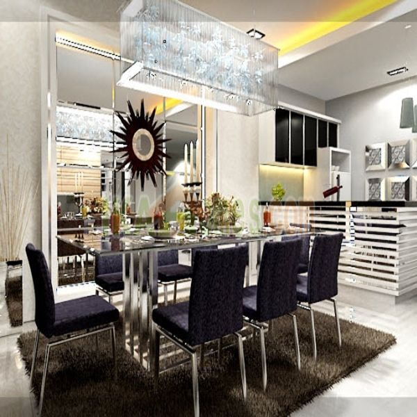 2015 Modern Contemporary Dining Table