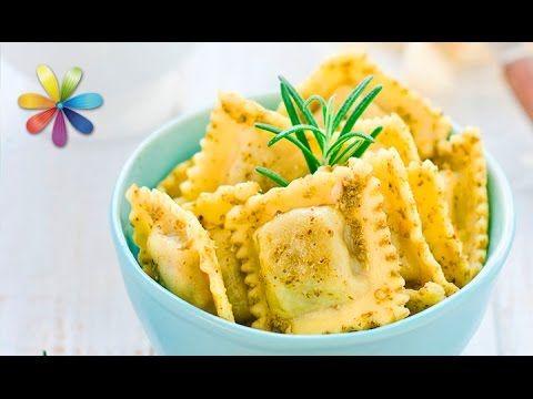 Равиоли с грибами и сыром: блюдо из «МастерШеф. Дети» – Все буде добре. Выпуск 776 от 17.03.16 - YouTube