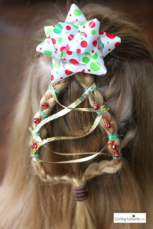 cute christmas hair styles tree braid tutorial easy hairstyle for 5427 | c04e4e8219596aa4b2bd1fe98346b89c tree braids hairstyles cute girls hairstyles