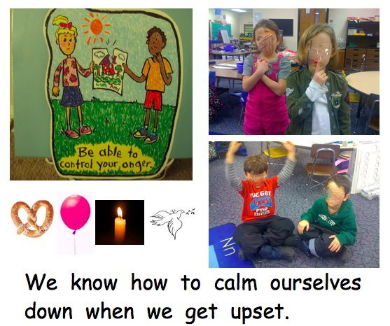 Teaching about Martin Luther King Junior in Kindergarten - Focuses on Dr. King as a peaceful problem solver, then students create a class book demonstrating how they have learned to be peaceful problem-solvers in school in a variety of situations.