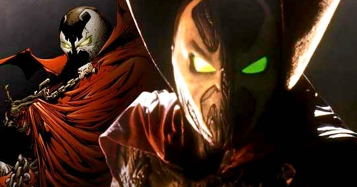Spawn Creator Shares Reboot Script Page, Promises Big News Soon -- Todd McFarlane continues to hype up his new Spawn movie, with hopes that it can erase the painful memories of the first movie? -- http://movieweb.com/spawn-movie-reboot-script-page-big-news-todd-mcfarlane/
