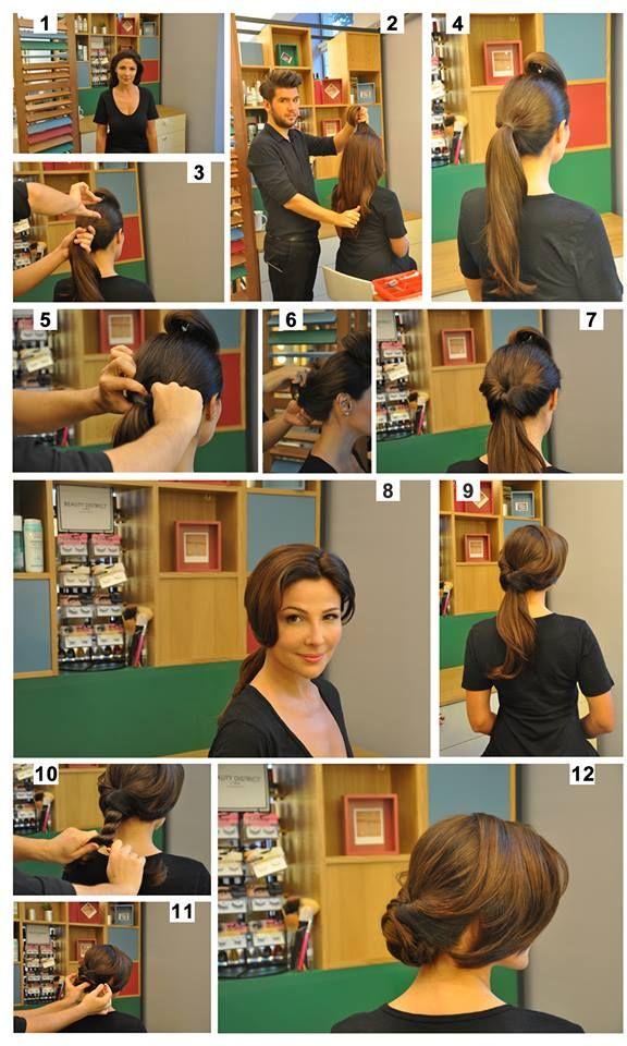 Sorin Stratulat si Oana Cuzino demonstreaza cum se face o coada rasucita in cativa pasi simpli. Look-ul este perfect atat pentru zi, cat si pentru evenimente! #beautydistrict #hairtutorials