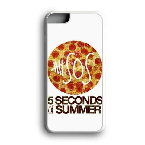 5 Second Of Summer Pizza Logo Custom for iPhone Case and Samsung Case