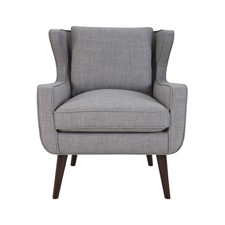 Danish Wing Chair   Freedom Furniture and Homewares