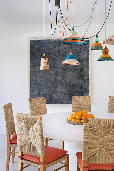 Dining Room Lighting Inspiration