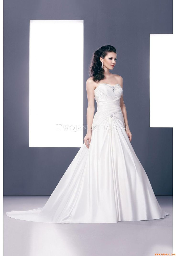 Vestidos de noiva D'Zage D31167 2012