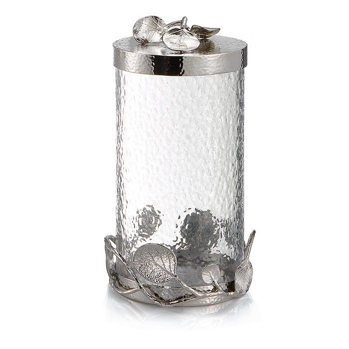 Botanical Leaf Canister Large - Jars, Canisters - Tableware - Decoration The designer touch for your interiors and wellness