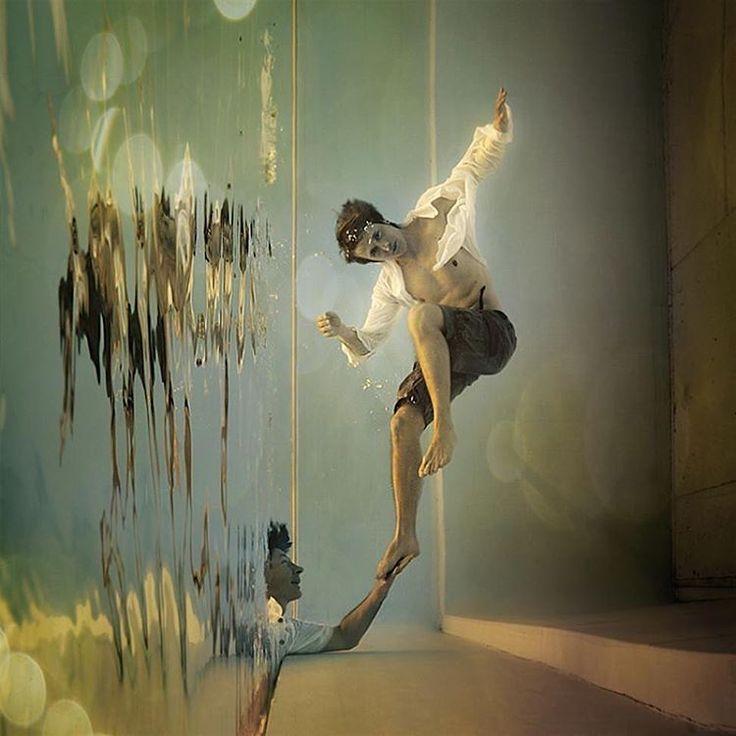 «Terras & Michael Walter - Jumping Fish (photography)»