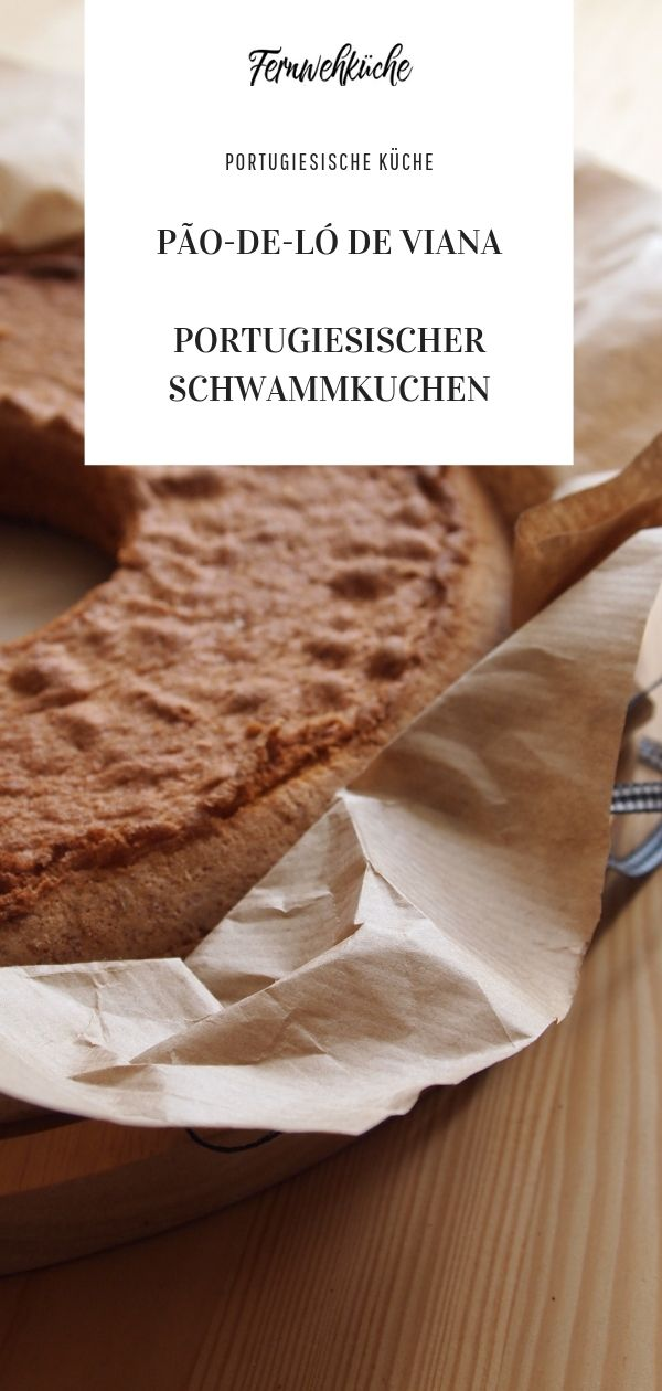 Portugiesisches Pao De Lo Und Mein Filmtipp Fur Alle Portugalverliebte Rezept Portugiesische Rezepte Schwammkuchen Lebensmittel Essen