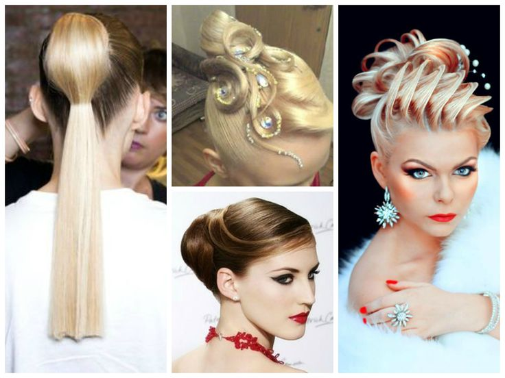 Remarkable 17 Best Images About Ballroom On Pinterest Updo Smooth And Hairstyles For Men Maxibearus